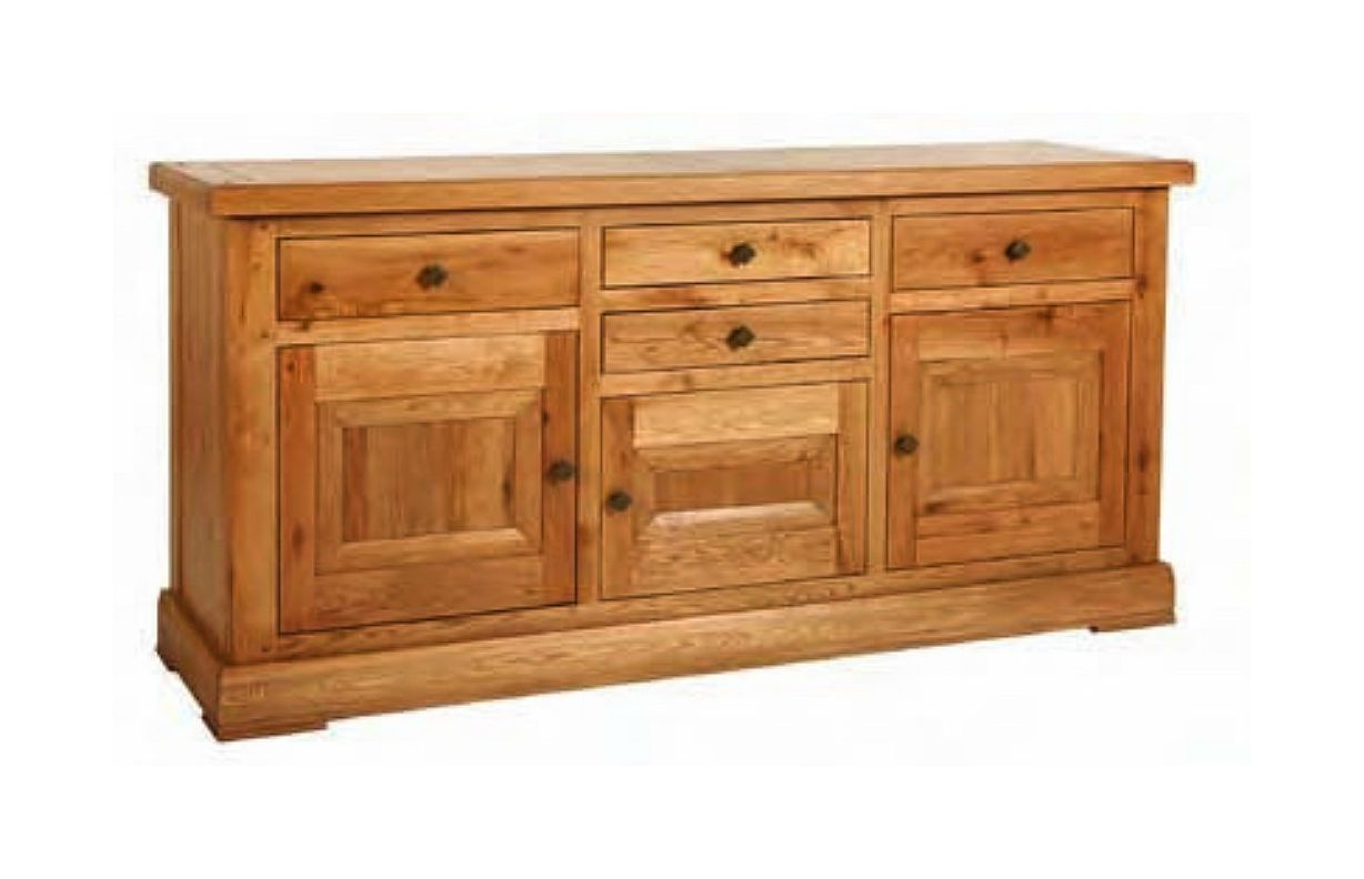 Barkers Collection Easby 3 Door Sideboard