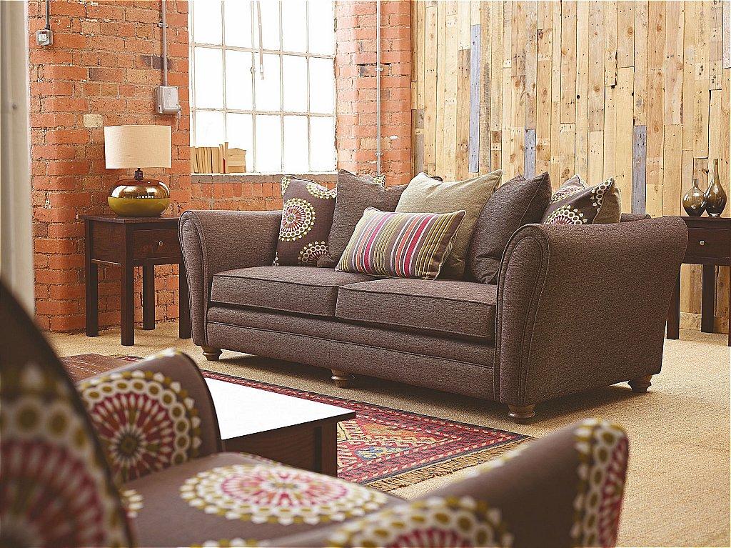 drapers furnishers ashley manor jasmine 4 seater sofa. Black Bedroom Furniture Sets. Home Design Ideas