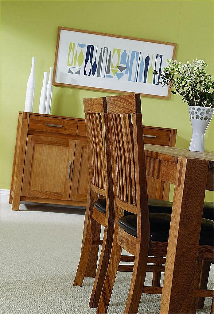 Sturtons Royal Oak Dining Chair Oiled Oak