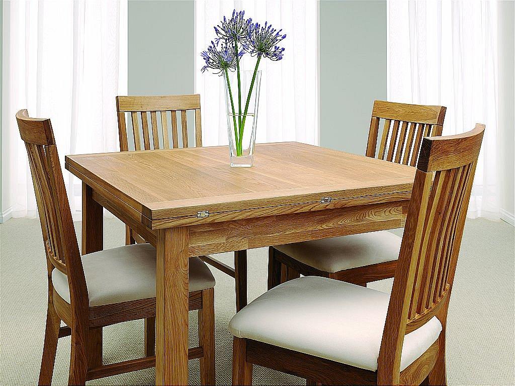 unique royal oak flip top dining table. Black Bedroom Furniture Sets. Home Design Ideas