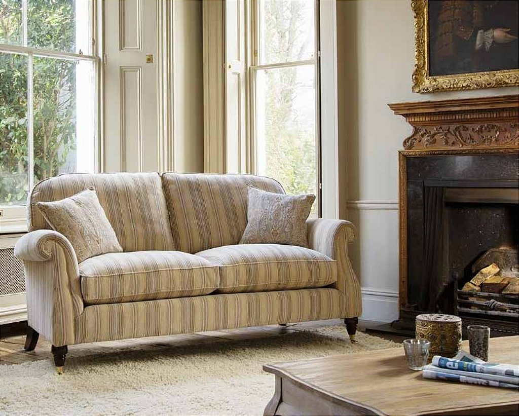 Parker knoll westbury large 2 seater sofa for Westbury leather sofa