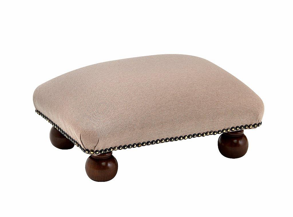 Drapers furnishers stuart jones strand footstool for Divan finchley