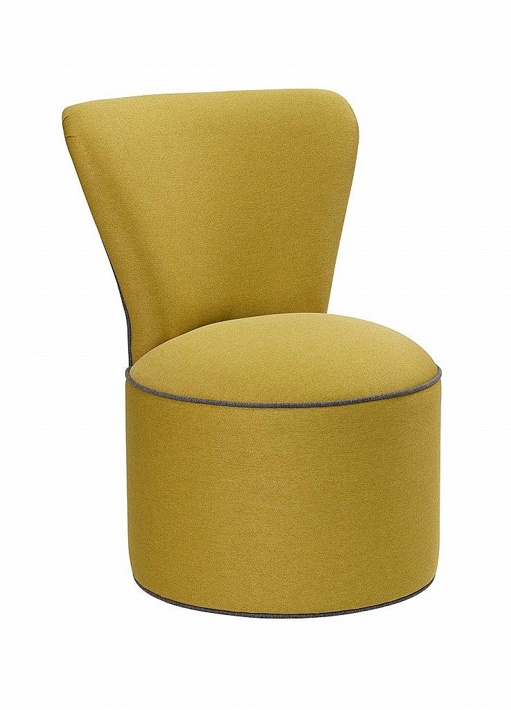 Drapers furnishers stuart jones loire chair for Divan finchley