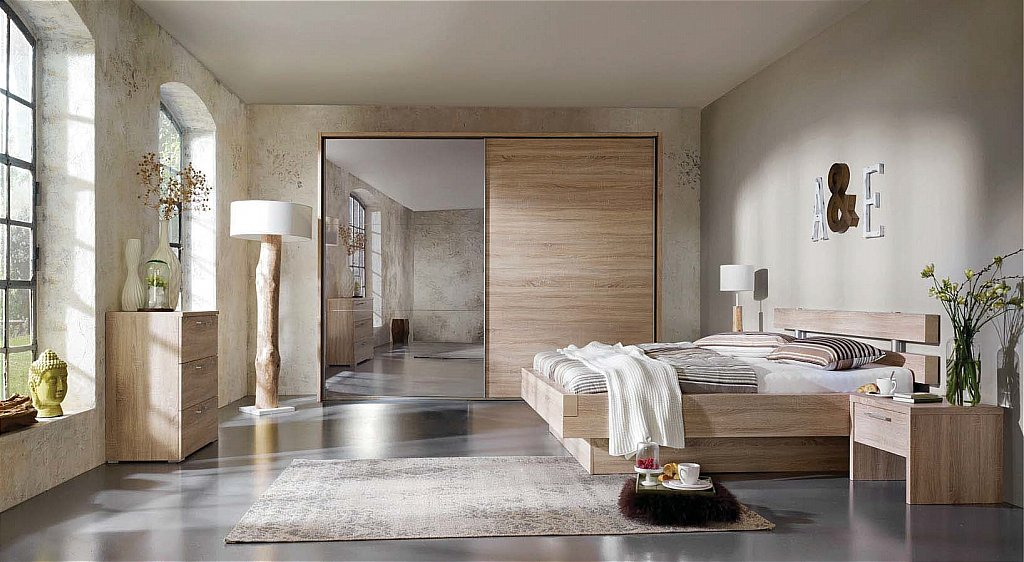 Modele de chambre a coucher moderne decoration moderne for Photo chambre adulte moderne
