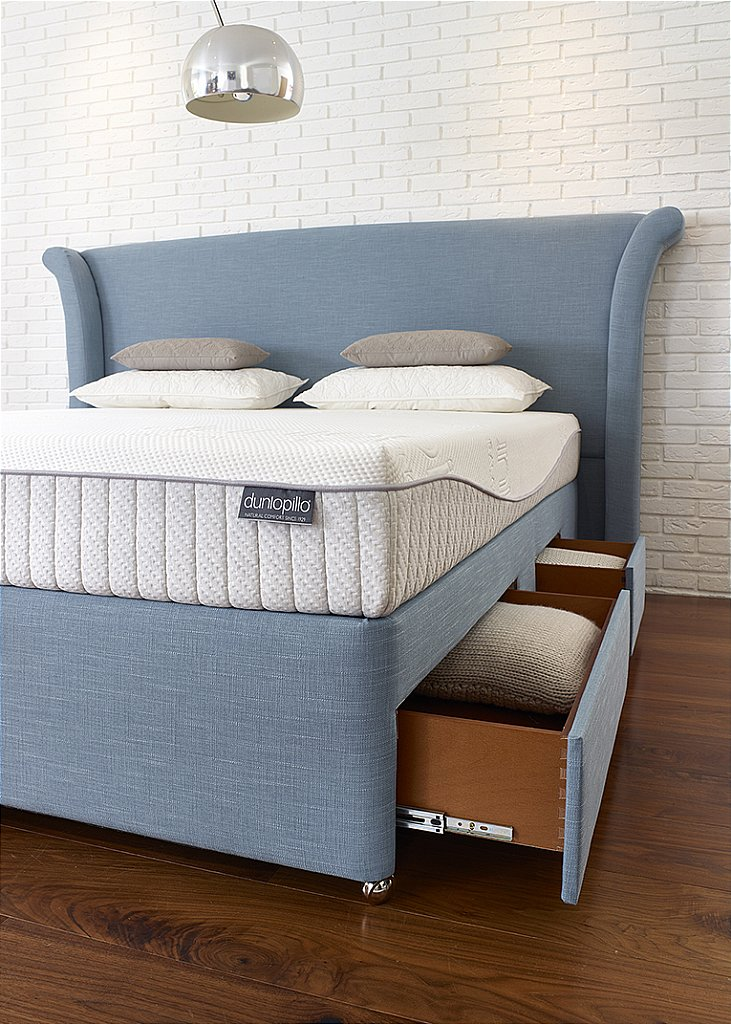 Dunlopillo royal sovereign mattress for Divan unwind