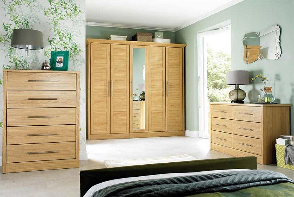 Drapers Furnishers Kingstown Serena Bedroom