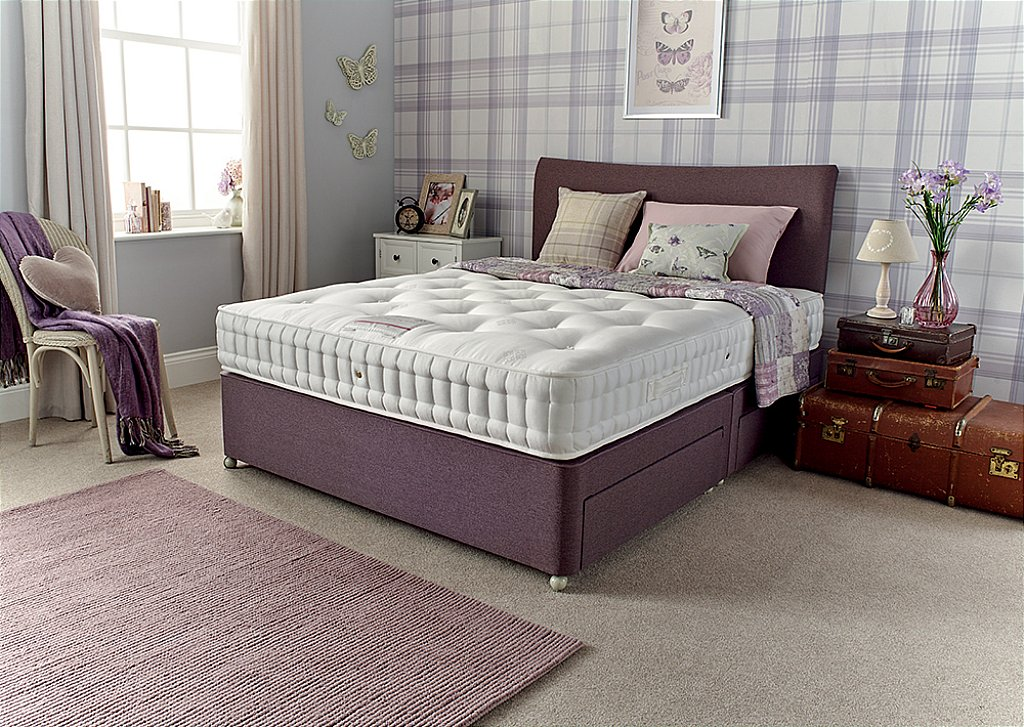 Harrison Beds Austwick 6700 Divan Bed