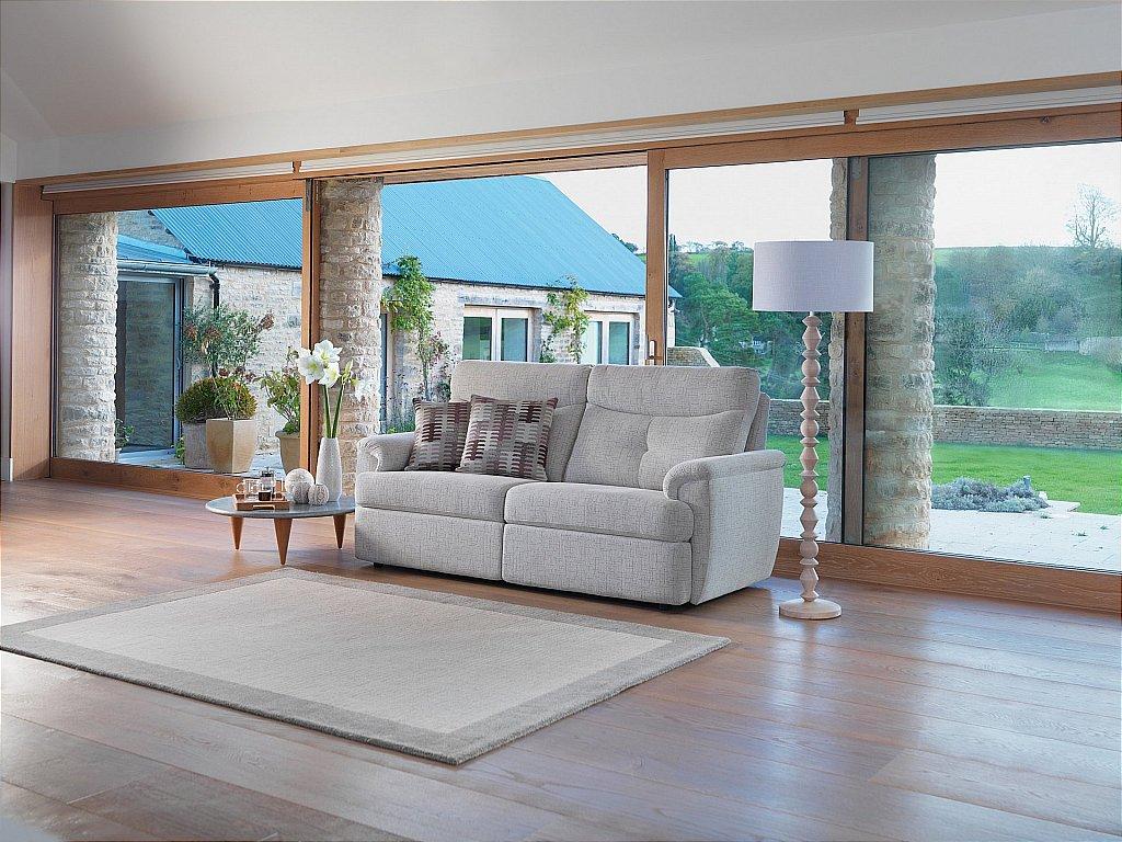 g plan upholstery atlanta 3 seater sofa