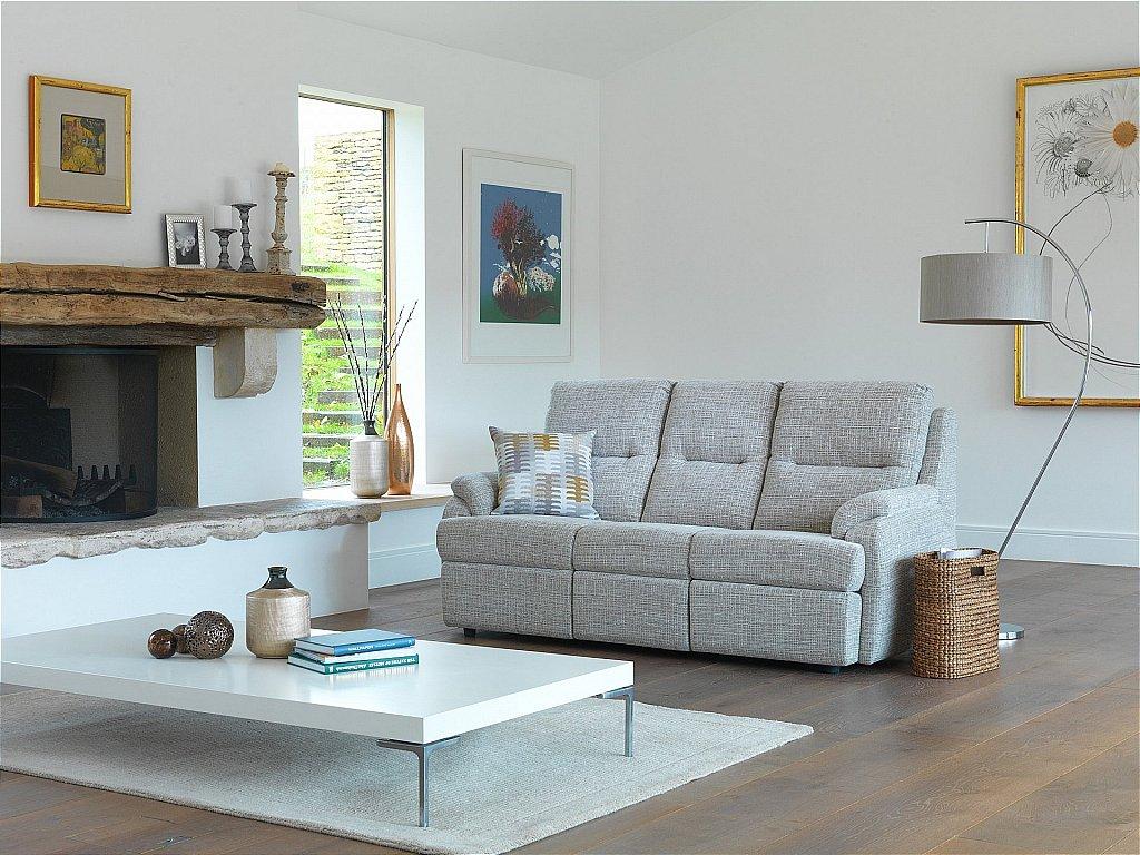 G Plan Upholstery - Hartford 3 Seater Sofa