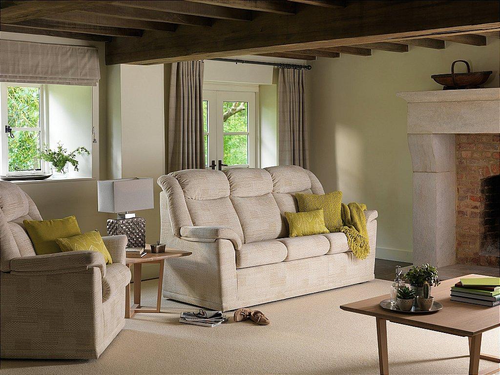 G Plan Upholstery Milton Sofa