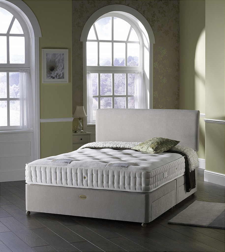 Harrison Beds Dreamworld Executive Prima Divan