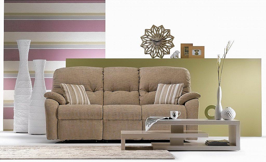 G Plan Upholstery Mistral 3 Seater Sofa