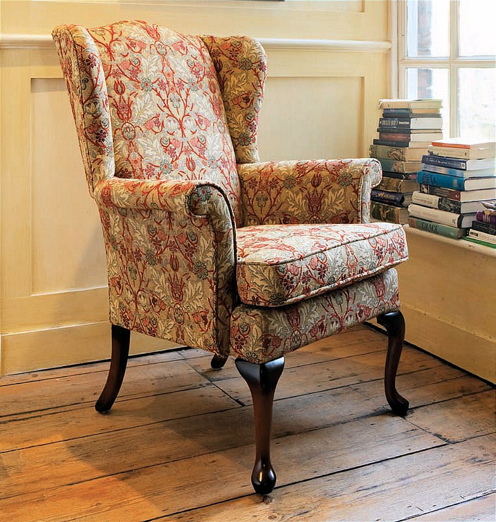 & Parker Knoll - Hartley Wing Chair