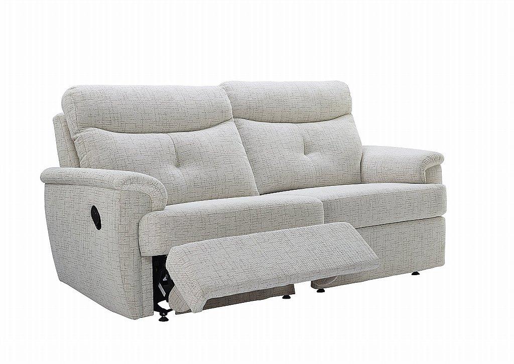 G Plan Upholstery Atlanta 2 Seater Recliner Sofa
