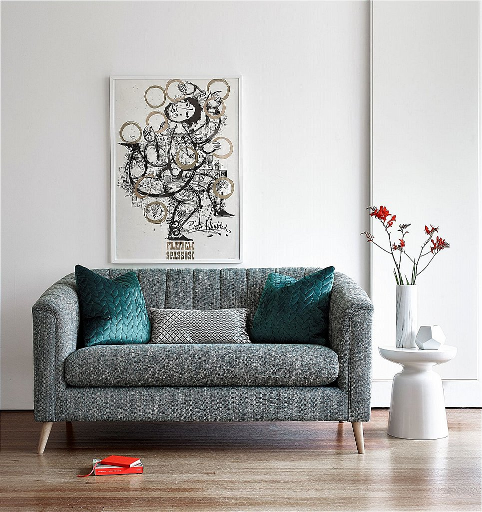 Barkers Collection Meridian Compact Sofa