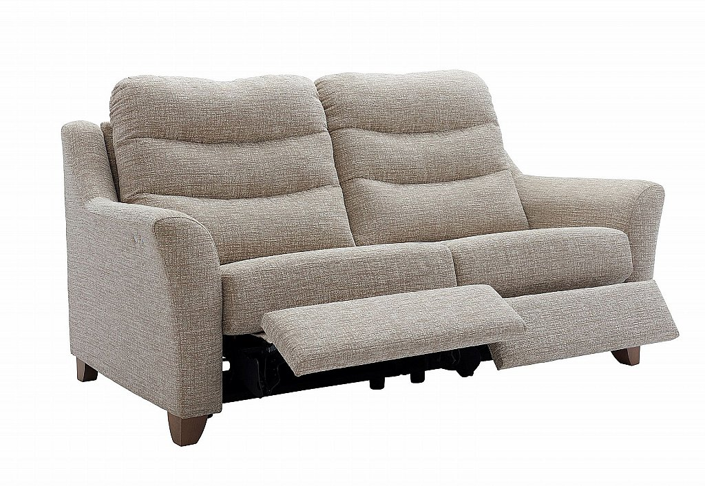 G Plan Upholstery Tate 3 Seater Recliner Sofa