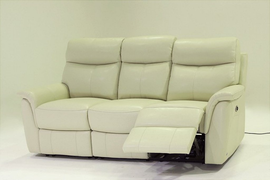 Htl Rs 10935 3 Seater Recliner Sofa