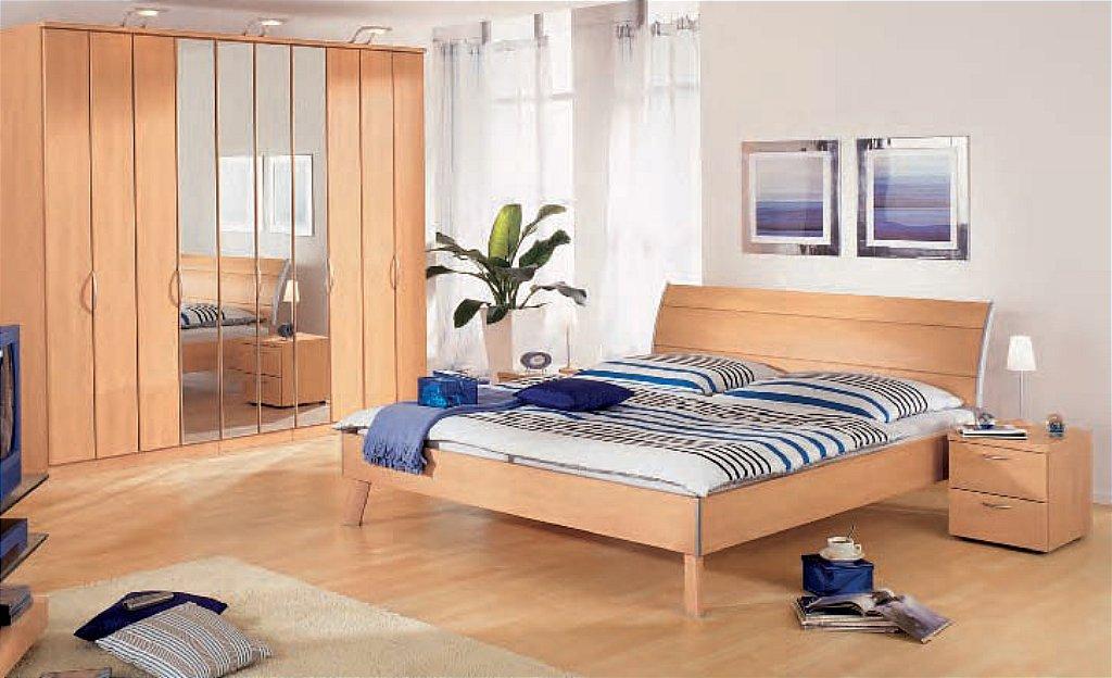 nolte horizon 2000 wardrobe in beech. Black Bedroom Furniture Sets. Home Design Ideas