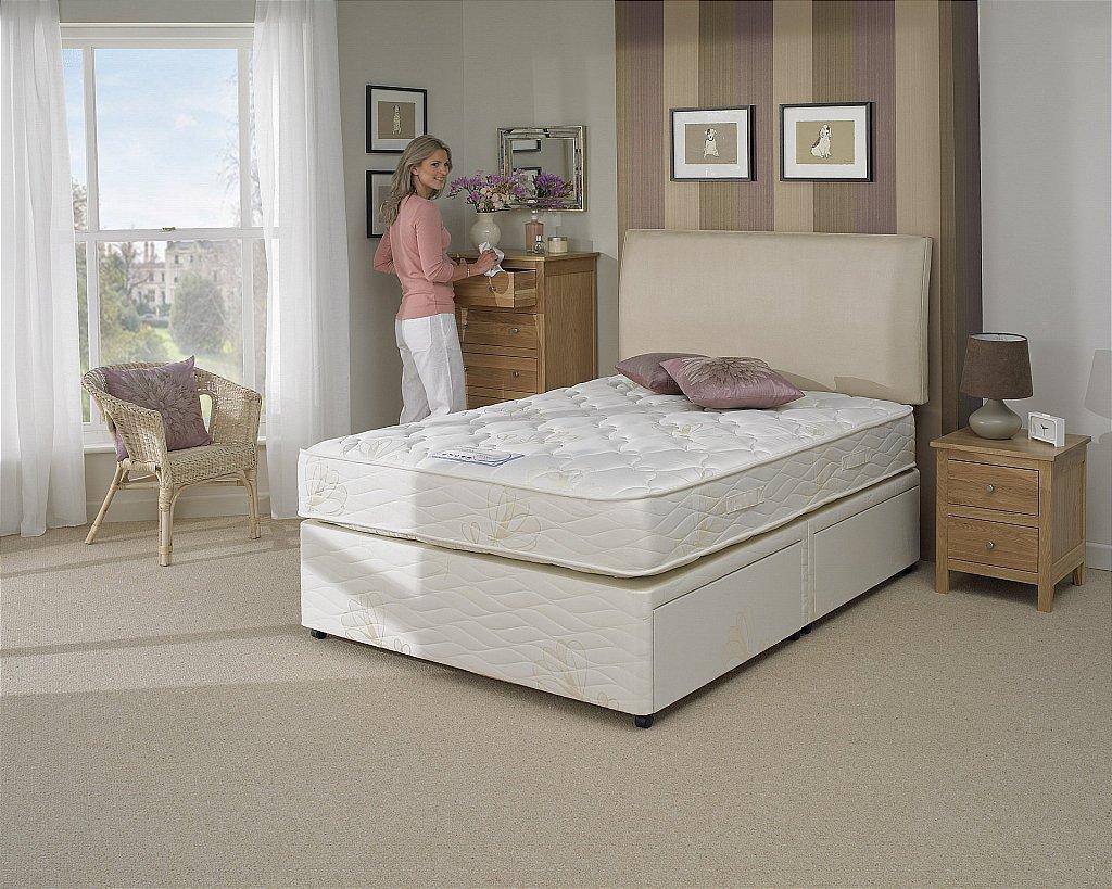Myers Saturn Flexistore Divan Bed