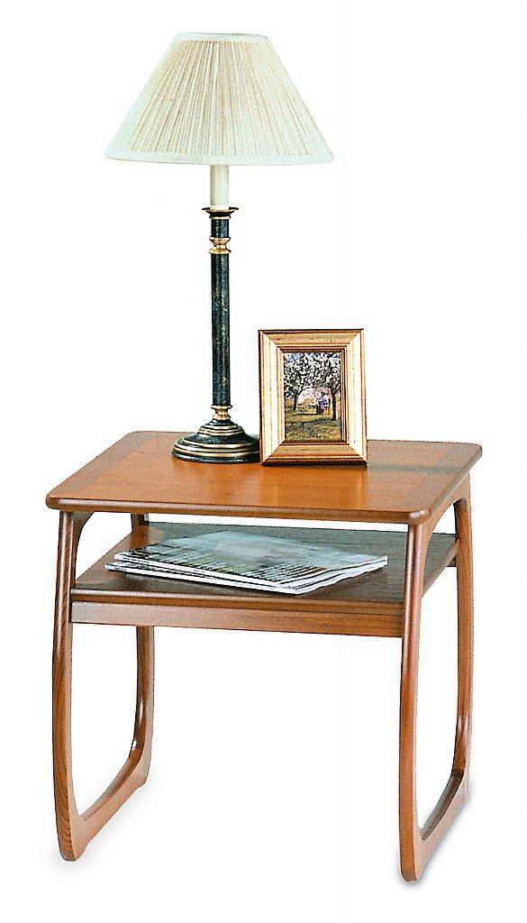 Nathan Burlington Lamp Table