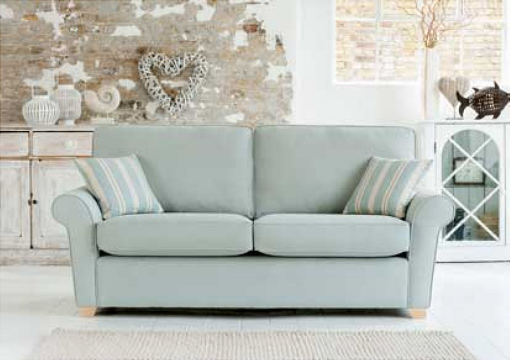 Alstons Upholstery Salcombe 3 Seater Sofa