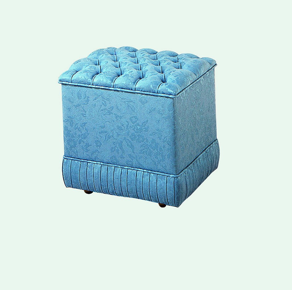 Drapers furnishers stuart jones albery storage stool for Divan finchley