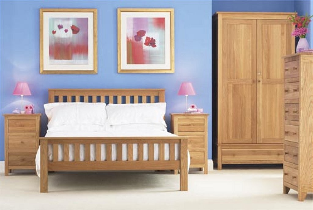 Marshalls Collection Hanbury Bedroom
