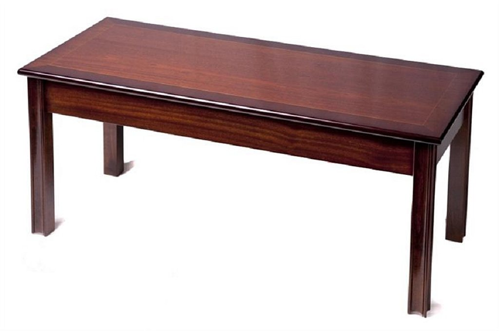 Barkers Collection York Chippendale Coffee Table