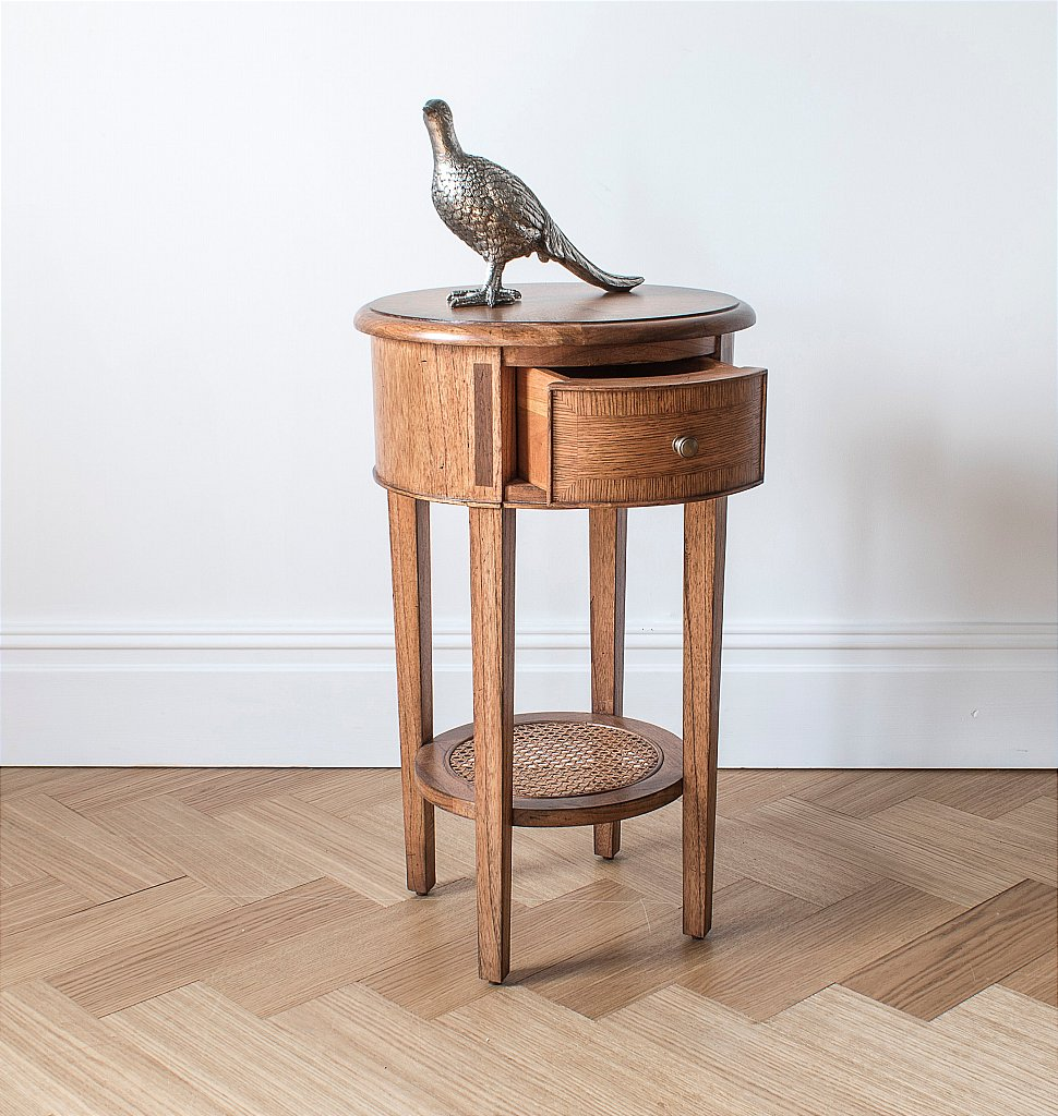 Awesome Gallery   Bellevue Tall Round Side Table