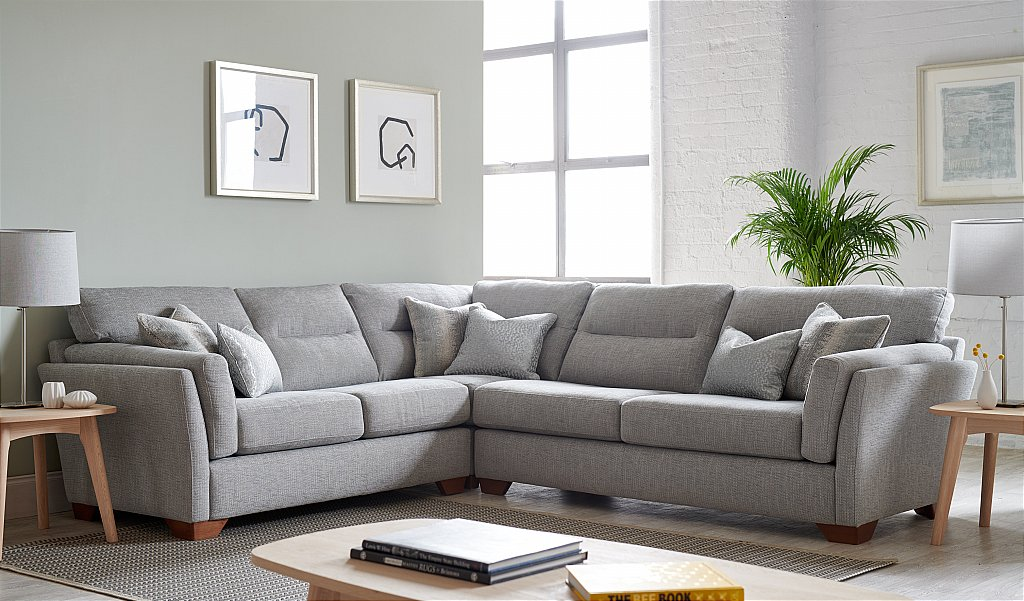 Barkers Collection Hallen Corner Sofa