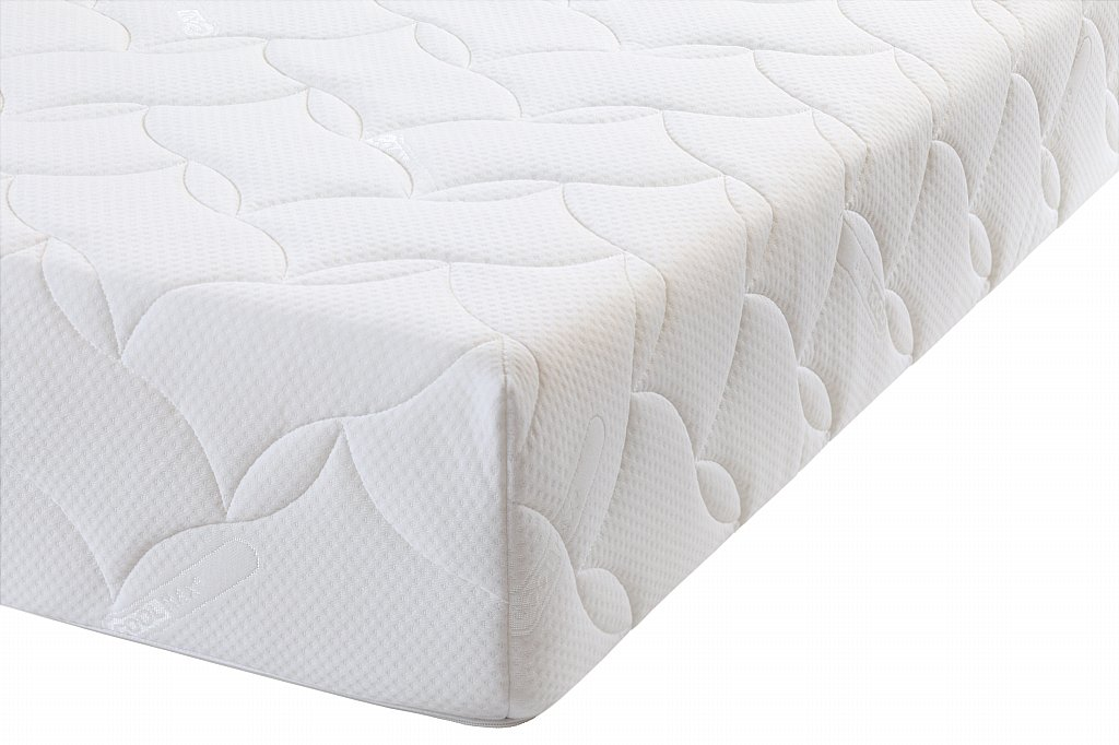 Memory Pocket Comfort 1050 Roll up Mattress