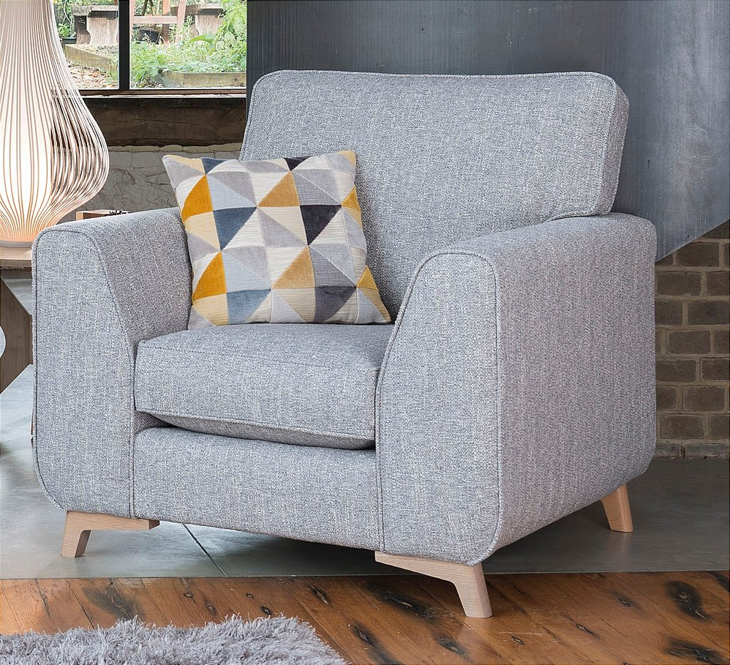 Alstons Upholstery Stockholm Chair