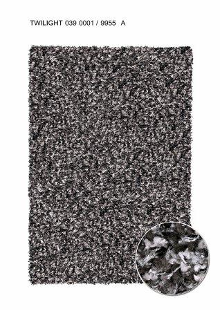 Twilight 9955 Silver/Grey Rug