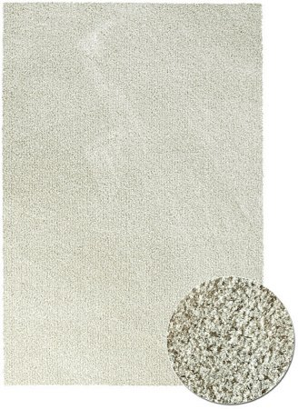Topaz 0001-6656 White/Grey Rug