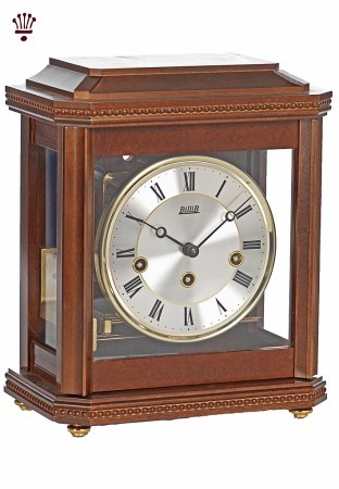 Birchgrove Mantel Clock - Walnut