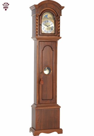 Corinthian Grandmother Clock