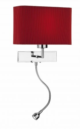 Amalfi  Wall Light Rectangular LED Bracket Only
