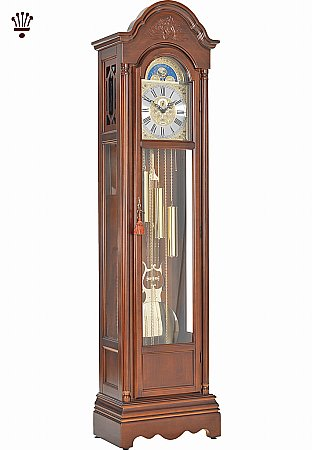 Cavendish Grandfather Clock in Walnut