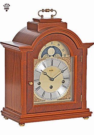 Linton Mantel Clock - Yew