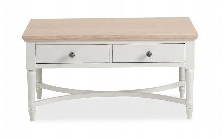 Annecy Coffee Table with Drawers