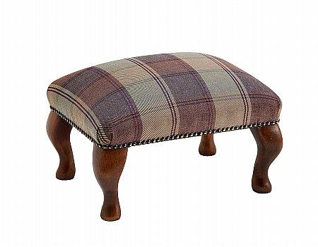 Drapers furnishers stuart jones marlow foot stool for Divan finchley