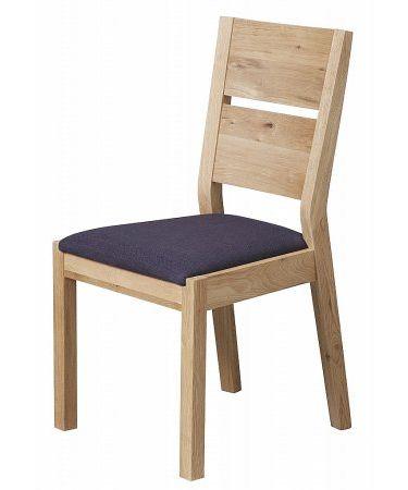 Florence Dining Chair with Fabric Seat