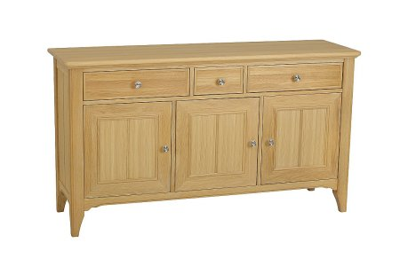 New England 3 Door Sideboard
