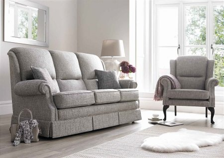 Sorrento 3 Seater Sofa and Lucca Chair