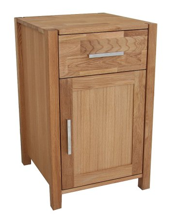 Royal Oak 1 Door 1 Drawer Unit