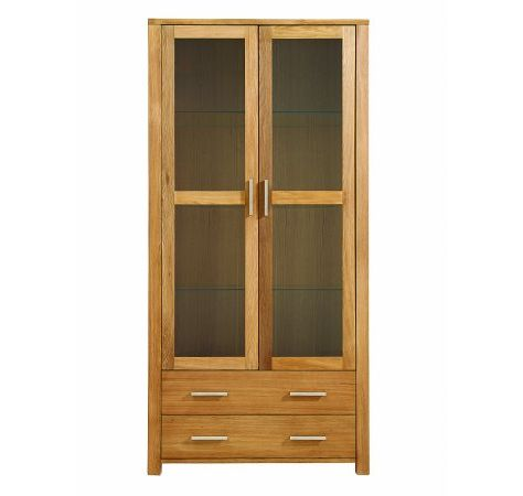 Royal Oak Display Cabinet