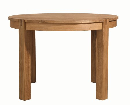 Royal Oak Round Dining Table
