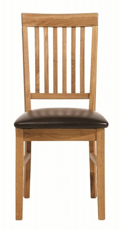 Royal Oak Leather Dining Chair