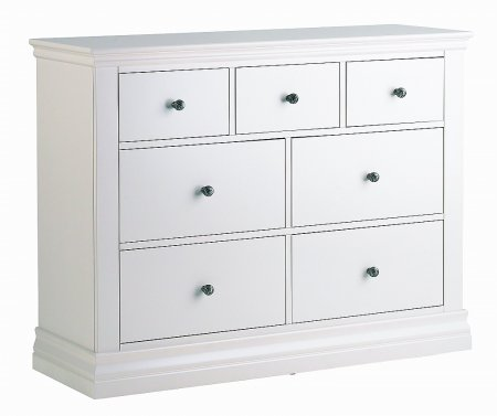 Annecy 3 + 4 Drawer Chest