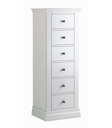 Annecy 6 Drawer Tallboy
